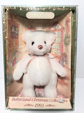 BABY GUND ~ BABY'S FIRST CHRISTMAS ~ 1993