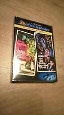 DVD 2 Films Z1 - VOODOO ISLAND & THE FOUR SKULLS OF JONATHAN DRAKE / MGM Edition