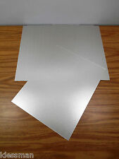 "10 PACK MCM 40QBP1012 MICA SHEET COVER 10"" X 12"" x .010"" THICK"