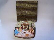 Christmas Around World England 1972 Royal Doulton plate