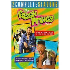 Fresh Prince of Bel-Air: Complete Seasons 1 & 2, New DVDs