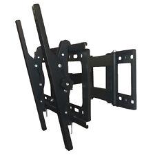 "Tilt & Swivel ARM LCD LED 3D TV WALL BRACKET MOUNT 30"" to 60"" VESA 500 x 400"