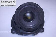 Mercedes SLK R170 Lautsprecher BOSE hinten links ORIGINAL 1708203302