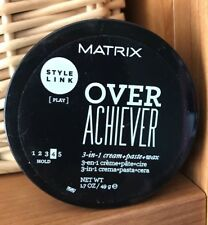 "Style Link ""Over Achiever"" 3-in-1 Cream/ Paste/ Wax # Hold 4"