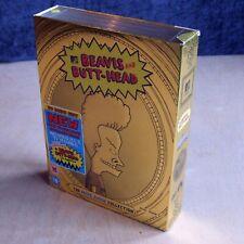 Beavis & Butt-Head: The Mike Judge Collection (DVD 10-disc box set UK Region 2)