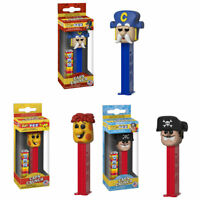 Funko POP! PEZ Dispensers - Quaker Oats - SET OF 3 (Cap'n Crunch, Jean Lafoote+)