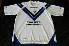 Velez Sarsfield Moralez Match Worn Issue Shirt