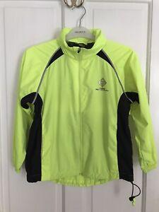Ronhill Kids High Viz Activewear Jacket Age 7/8 Yrs