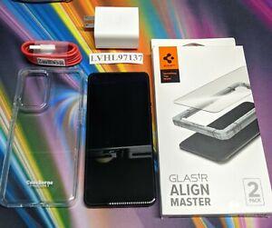 OnePlus 9 5G 128GB 8GB Astral Black Unlocked Model LE2115 NEAR MINT