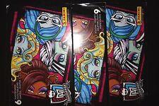 Monster High 3 Packs of 6 Photocards