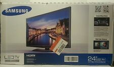 "Samsung 24"" LED TV Series 4 (UN24H4000AF)W/ Remote-USB Connect-HDMI- Energy Star"