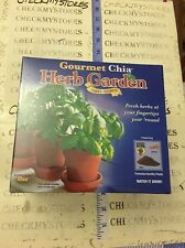 As Seen on TV Chia Herb Garden Patch Home Kitchen Indoor ORIGINAL Genuine New