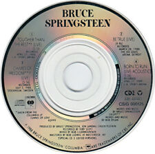 BRUCE SPRINGSTEEN Tougher Than The Rest 4 Track 3-inch CD SINGLE CD3 - LIKE NEW!