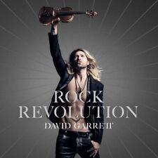 DAVI GARRETT / ROCK REVOLUTION * NEW CD 2017 * NEU *