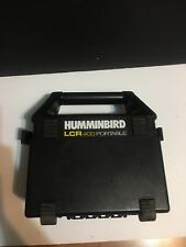 Hummingbird fish finder Portable Lcr 400 And Carry Case Works! - Monitor Only