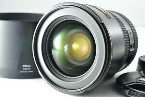 [N.Mint] Nikon AF-S NIKKOR DX 17-55mm f/2.8 G Wide Zoom by DHL from Japan #1119