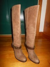 Cole Haan Air Tantivy pull on leather boots  Size 6 B - Excellent condition