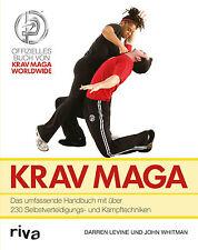 Krav Maga Survival Selbstverteidigung Kampftechnik Training Hand-Buch Kampfsport