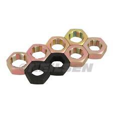 8pc Axle Spindle Rethreading Tool Set Thread Repair M20,22,24 13/16 3/4 x20UNEF