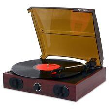 PLATINE TOURNE DISQUE VINYLE 45T 33T USB HAUT PARLEURS STEREO ENCODAGE PC MP3