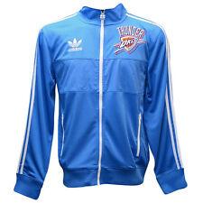 Adidas NBA Oklahoma City Thunder Court Track Jacket- Style 6922A Size XL MSRP 75