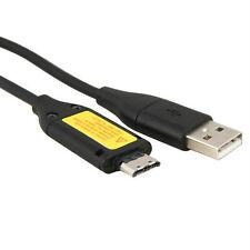 Cable Cargador Usb Samsung plomo para cámara PL121 PL120 Pc Computadora transferencia de la foto