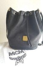 MCM Beuteltasche / Shopper schwarz