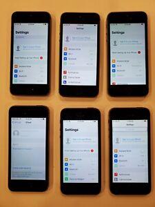 Lot of 6 Unlocked Apple iPhone 5S 16GB Verizon (CDMA + GSM)
