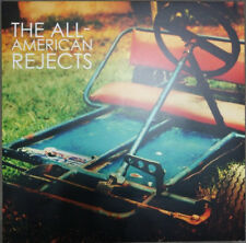 The All American Rejects - s/t Debut LP Colored Vinyl Album - Swing Swing Record