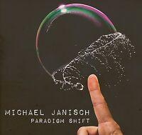 MICHAEL JANISCH - PARADIGM SHIFT  (Doppel-CD) NEU
