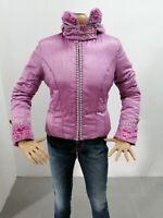 Giubbino GUESS BYY MARCIANO Donna Taglia Size 44 Jacket Woman Rosa Antico 7623
