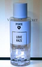 Victoria's Secret PINK Love Haze body mist splash 8.4 Fl oz Rainkissed petals