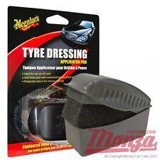 NEW! Meguiars Professional Car / Motorbike Tyre Shine Gloss Dressing Applicator