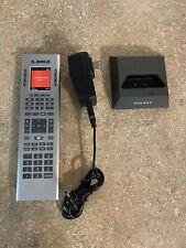 Savant SSB-500-00 Silver Universal Wi-Fi Remote Control w/Charging Base