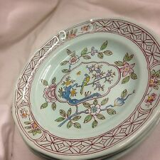 British Adams Pottery Side Plates
