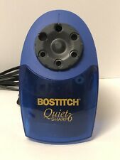 Bostitch Quiet Sharp 6 Electric Pencil Sharpener Model EPS10HC TESTED & WORKING