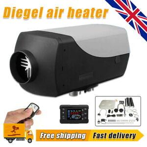 Diesel Heater 12V Caravan Camper Van Air Motorhome 5KW Night Parking Heating