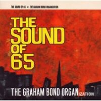 GRAHAM BOND ORGANIZATION - THE SOUND OF '65  CD 22 TRACKS INTERNATIONAL POP NEW+