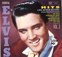 AS NEW! Elvis Presley CD Essential Elvis Volume. 3 Hits Like Never Before