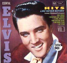 AS NEW! Elvis Presley CD Essential Elvis Volume. 3 Hits Like Never Before