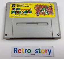 Super Famicom Super Mario World JAP