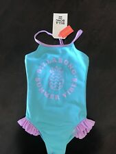 Billabong Swimmers Girls NWT Sz0 Loads of kids swimmers listed FREE POSTAGE