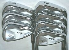 Callaway Apex Pro Forged 19 5-AW iron set with KBS Tour 105 X shafts TOUR ISSUE