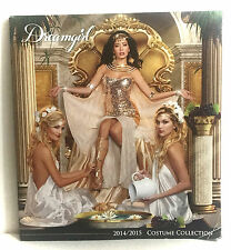 DREAMGIRL 2014-15 Costume Large Format Sexy Fantasy Lingerie 200 Page Catalogue