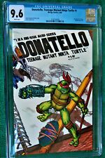 Donatello, Teenage Mutant Ninja Turtle #1*Story by Kevin Eastman & Peter Laird