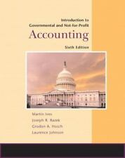 Introduction to Government and Non-for-Profit Accounting (6th Edition)