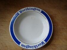 Tobacciana: Vintage Worthington Ash Tray