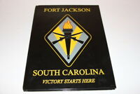 U.S. Army Training Center Fort Jackson SC 2017 Yearbook & Guide for new Soldiers