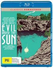 Evil Under The Sun Blu-Ray : NEW
