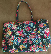 Vera Bradley XL Reversible Tote Bag